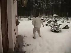 Любительское видео с русскими
