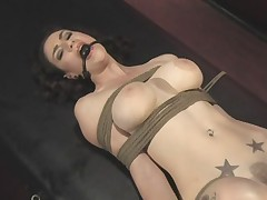 Svjazyvanie i seksmashina