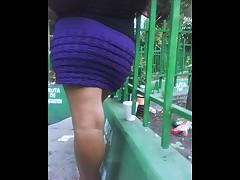 Podgljadyvanie pod jubki
