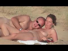 Podgljadyvanie na pljazhe za francuzami