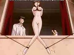 Anime devochku publichno unizili na publike