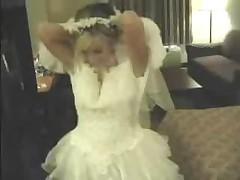 Seks svad'by po domashnemu
