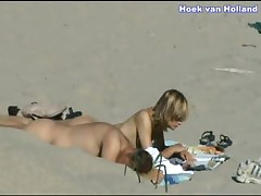 Nudistskij pljazh Huk-van-Holland