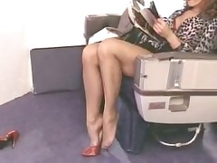 В самолете. Фантазии Керри